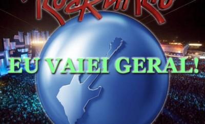Eu vaiei Geral! - Rock in Rio by Saulo Valley