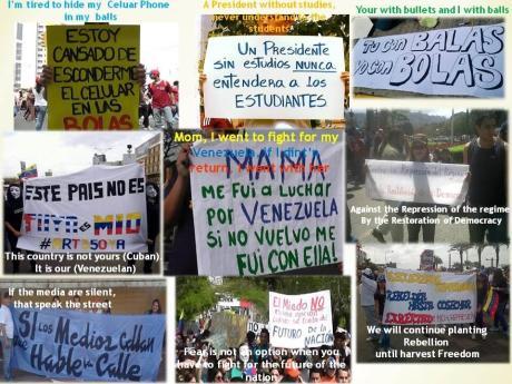 Venezuela protestos que prometem não ter fim