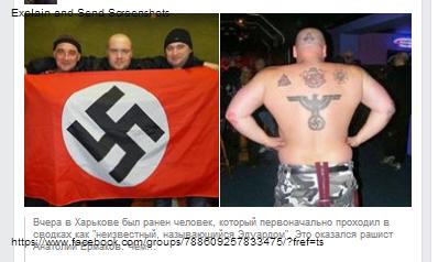Russos exaltam o nazismo na Criméia - Referendo